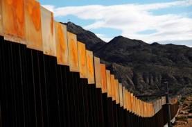 AS Kerahkan 5.200 Tentara ke Perbatasan Meksiko Hadang…