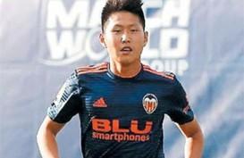 Lee Kang-in Pemain Termuda Korsel di Kompetisi Papan Atas Eropa