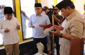 Prabowo Ziarahi Soerjo, Gubernur yang Menangkan Pertempuran Surabaya