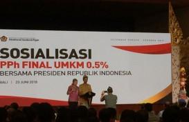 Mandiri Gandeng Ditjen Pajak Sosialisasikan PPh Final UMKM 0,5%