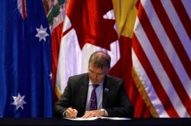 Kesepakatan Bebas Trans-Pasifik, CP-TPP Akan Diberlakukan…