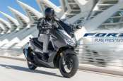 Honda Distribusikan Skutik Forza Mulai Pertengahan November 2018