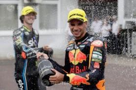 MotoGP Sepang: Takhta Moto2 untuk Bagnaia atau Oliveira?