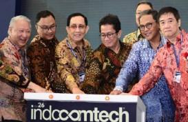 Indocomtech 2018 Bidik Transaksi Rp700 Miliar Selama 5 Hari