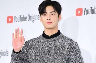 Cha Eun Woo Sabet Person of The Year di Indonesian Television Awards 2018