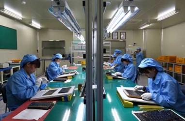 PMI Negara-negara Asia Kembali Tertekan Akibat Tensi Dagang