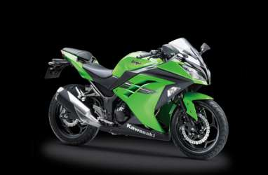 IMOS 2018 : Kawasaki Luncurkan Ninja Ninja 250 Terbaru