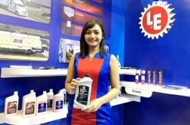 Distributor Pelumas LE Ikuti GIIAS Medan 2018