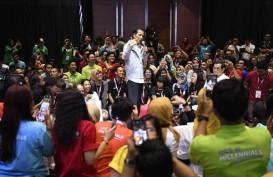 Pesan Jokowi untuk Milenial BUMN