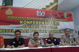 Tiga Korban Jatuhnya Pesawat Lion Air JT 610 PK-LPQ…