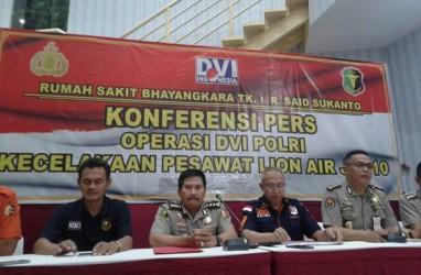 Tiga Korban Jatuhnya Pesawat Lion Air JT 610 PK-LPQ Teridentifikasi
