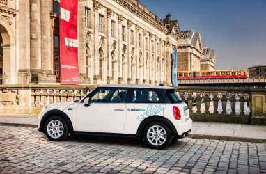 BMW Perluas Layanan DriveNow di Kota London