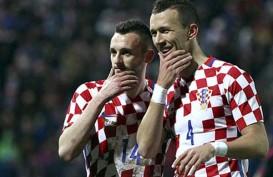 UEFA Nations League, Kroasia Panggil 8 Pemain dari Serie A
