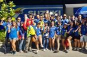 40 Konsumen Suzuki Nonton Bareng Malaysia GP 2018