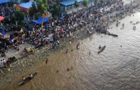 PUPR Riau Pesimistis Proyek Jembatan Siak IV Rampung Akhir Tahun