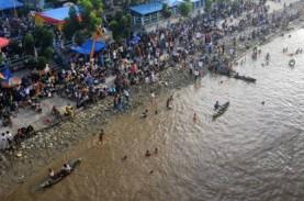 PUPR Riau Pesimistis Proyek Jembatan Siak IV Rampung…