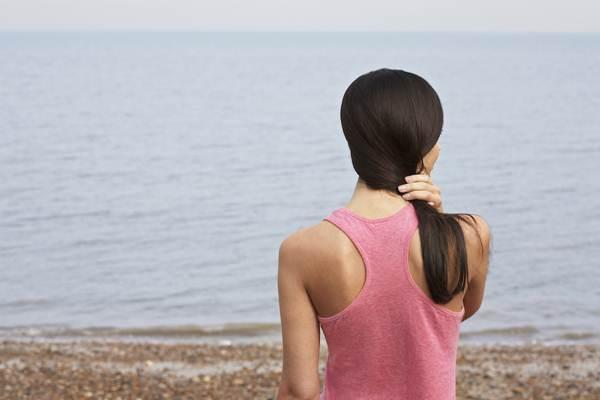 Wanita bertubuh kurus - Istimewa