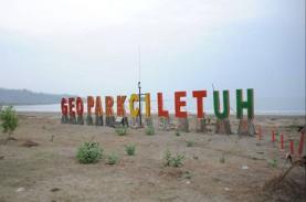 POTENSI WISATA BARU : Jabar Siapkan 4 Geopark