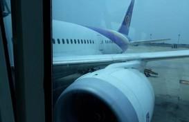 Gara-Gara Boarding Pass Ganda, Boeing 787-800 Thai Airways Sempat Tertahan di Bandara Soekarno-Hatta