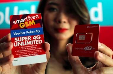 Smartfren Telecom (FREN) Dapat Benefit dari Perluasan Pasar