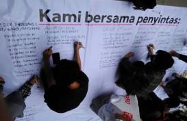 Mahasiswa UGM Gelar Aksi #KitaAGni Dukung Penyintas Kasus Perkosaan