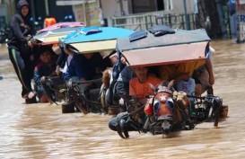 Banjir Sambangi Kabupaten Bandung, Pendapatan Penarik Delman Meningkat