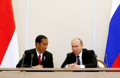 KTT Asean : Pertemuan Jokowi-Putin Bergantung Situasi