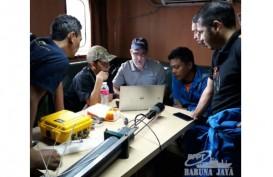 Kapal Baruna Jaya I Pakai Acoustic Release Transporder untuk Cari CVR Lion Air PK-LQP
