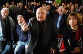 Mikhail Gorbachev Peringatkan Rusia dan AS: Perang Dingin Tak Boleh Berulang!