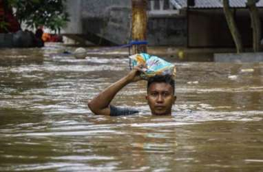 Banjir Landa Pasaman Barat