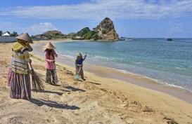 Kuta Beach Park KEK Mandalika Dibuka Umum Tahun Depan