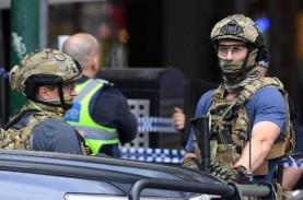 Teror di Australia, Dua Tewas Termasuk Pelaku