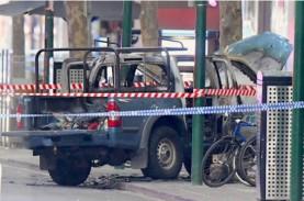 Teroris Serang Melbourne, Begini Kejadiannya