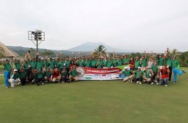 Bisnis Indonesia Executive Golf Tournament Kembali Digelar