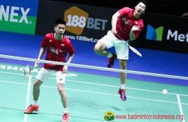 Fuzhou China Open : Kevin/Marcus Juara Karena Komunikasi Lawan Buruk