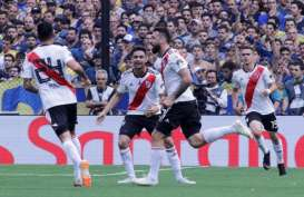 Boca Juniors vs River Plate 2 - 2 di Final I Copa Libertadores