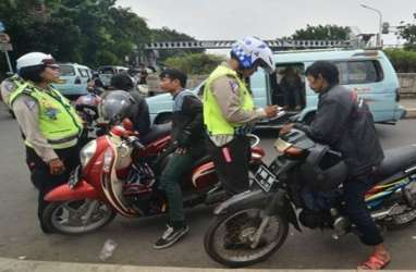 Operasi Zebra Jaya, 110.643 Pengendara Ditilang