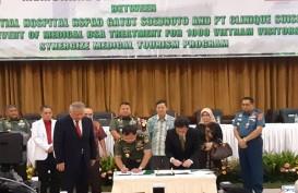 Vietnam Minati Penanganan Medis DSA dr.Terawan