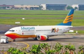 Tolak Perjanjian Damai, Sri Mulyani Berharap Merpati Airlines bisa Terbang Lagi