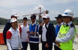 EKSPEDISI TOL TRANS-JAWA: Konstruksi Jembatan Kali Kenteng Rampung Akhir November