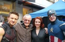 Fase Penting di Kehidupan Stan Lee, Pencipta Tokoh Superhero Marvel