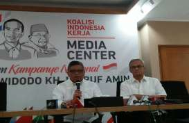 Kubu Jokowi-Ma'ruf Amin Tawarkan Program Ekonomi Nawacita Jilid 2. Tiga Hal Ini Jadi Perhatian