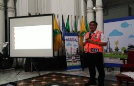 Stok Logistik untuk Tanggap Bencana di Jawa Barat Menipis