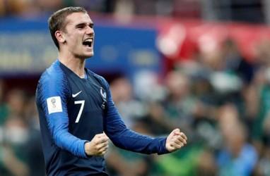 Jadwal Uji Coba Internasional: Prancis vs Uruguay, Inggris vs Amerika Serikat