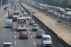 KEMACETAN JAKARTA-CIKAMPEK : Opsi Paksa Mobil Keluar…