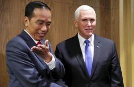 Bertemu dengan Pence, Jokowi Minta AS Pertahankan Fasilitas GSP