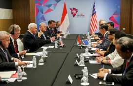 Bertemu Mike Pence, Presiden Jokowi Bahas Kerja Sama di Tiga Bidang Ini