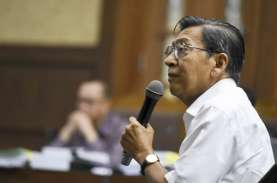Kasus Century: Sejak Selasa Mantan Deputi Senior BI,…