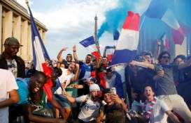 Imigran Bawa Prancis Juara Dunia, Ini Pandang Politik Thuram