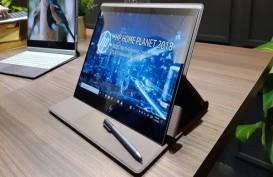 Notebook HP Berlapis Kulit Diperkirakan Masuk Indonesia 2019